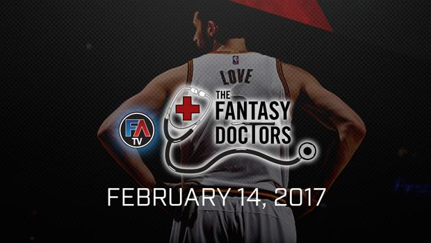 Video: The Fantasy Doctor- Kevin Love Cover Image