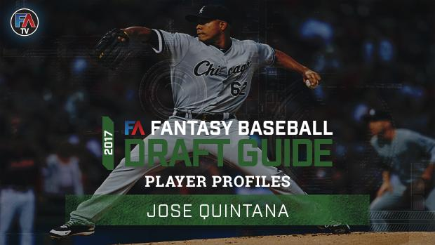 Video: 2017 Fantasy Baseball Player Profile - Jose Quintana Cover Image