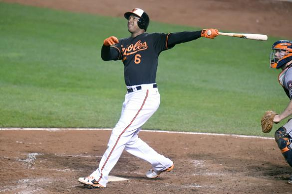 2017 Fantasy Baseball Player Profile: Jonathan Schoop Cover Image