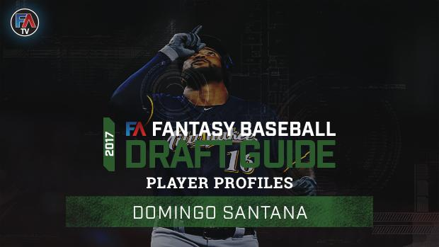 Video: 2017 MLB Draft Guide Player Profile: Domingo Santana Cover Image