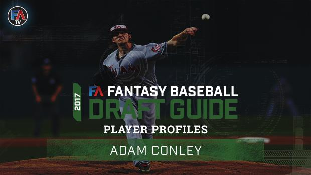 2017 Fantasy Baseball Player Profile: Adam Conley Cover Image