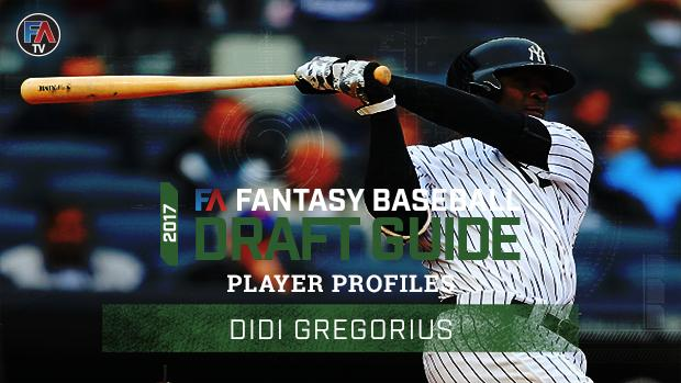 Video: 2017 Fantasy Baseball Player Profile: Didi Gregorius Cover Image