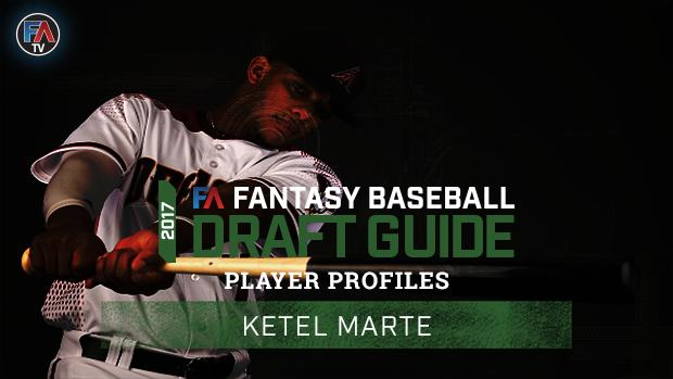 Video: 2017 Fantasy Baseball Player Profile: Ketel Marte Cover Image