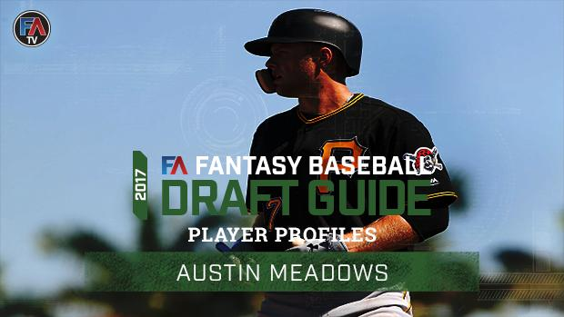 Video: 2017 Draft Guide Player Profile - Austin Meadows Cover Image