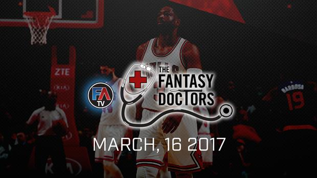 Video: The Fantasy Doctor: Dwyane Wade Cover Image