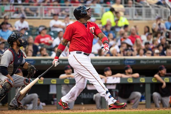 2017 Fantasy Baseball Player Profile: Kennys Vargas Cover Image