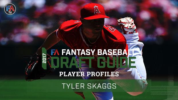 Video: 2017 MLB Draft Guide Player Profile: Tyler Skaggs Cover Image