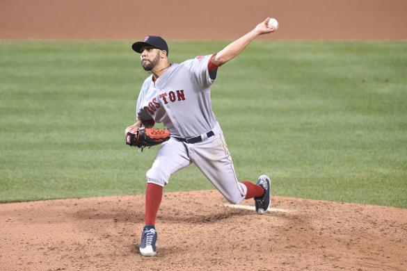 2017 MLB Fantasy Baseball Injury Report: David Price Cover Image
