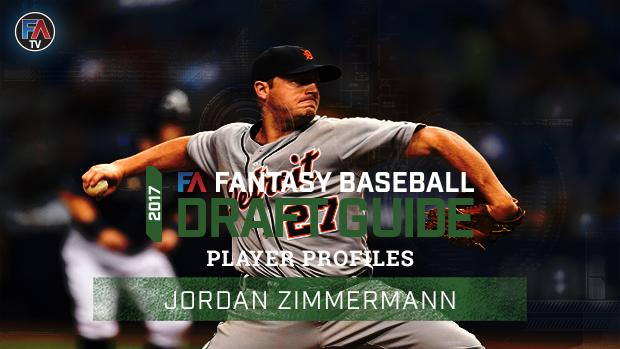 Video: 2017 Baseball Player Profile: Jordan Zimmermann Cover Image