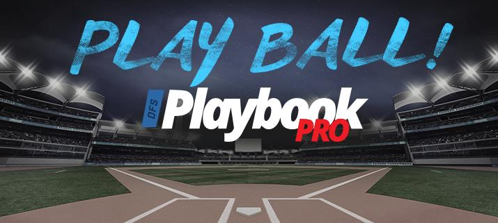 Welcome to DFS Playbook Pro 2.0 Cover Image