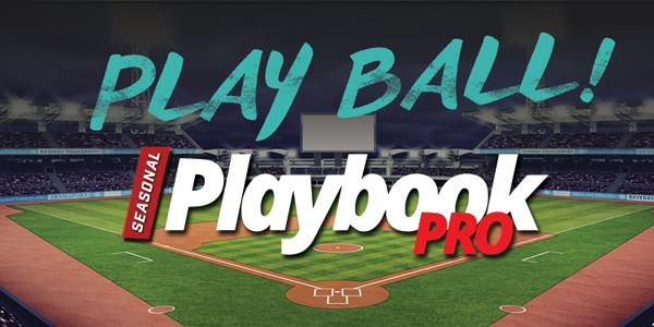 Welcome to the 2017 Seasonal Playbook Pro Cover Image