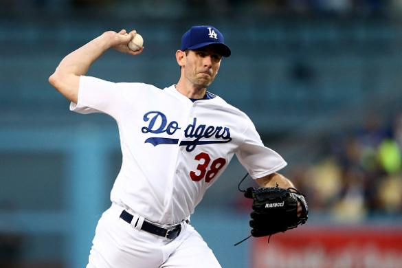DFS MLB Pitching Coach: April 29 Cover Image