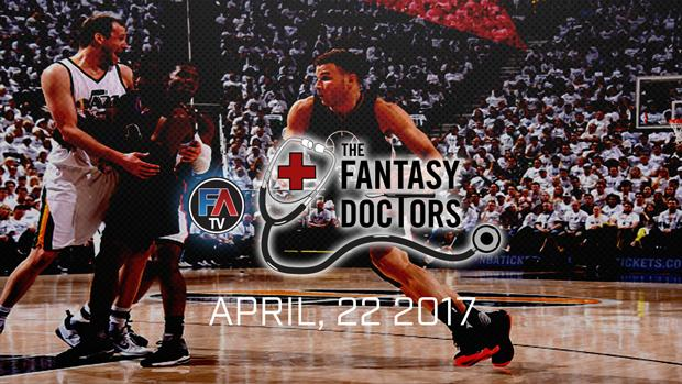 Video: The Fantasy Doctor- Blake Griffin Cover Image