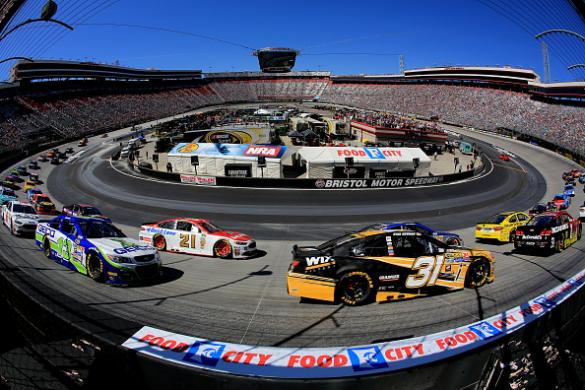 DFS NASCAR: Food City 500 Lineups & Playbook Cover Image