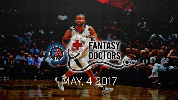 Video: The Fantasy Doctor- Tony Parker Cover Image
