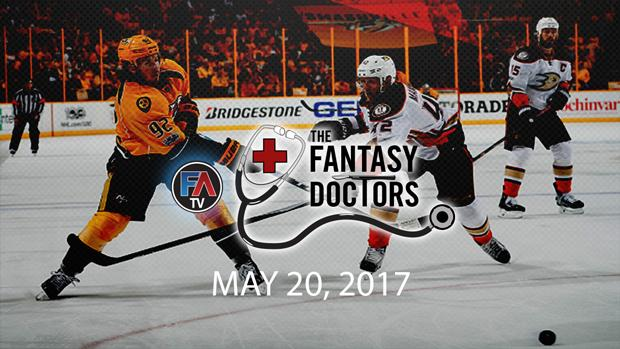 Video: Fantasy Doctor: Ryan Johansen Cover Image