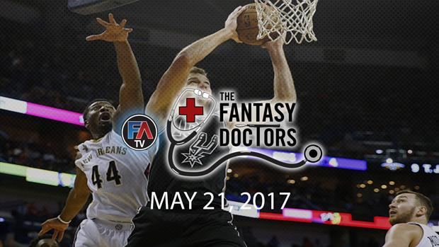 Video: Fantasy Doctor: David Lee Cover Image