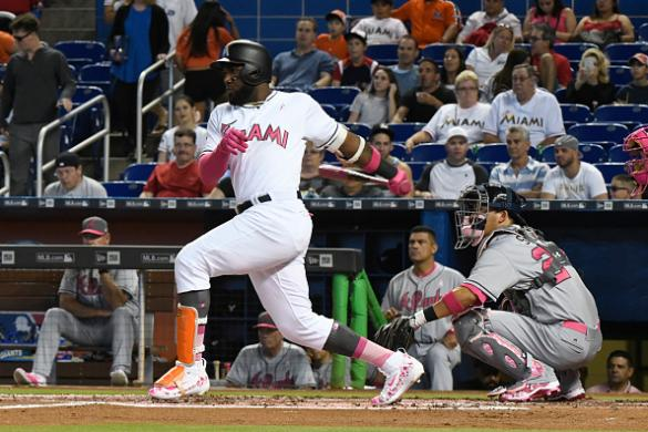 Staying Hot: Ozuna, Cozart, Garcia & Keuchel Cover Image