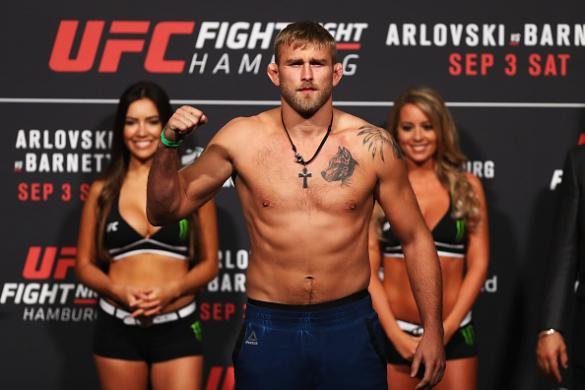 2017 MMA DFS Playbook: UFC Fight Night 109 Cover Image
