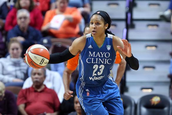 DFS WNBA Playbook & FanDuel Optimal Lineups: May 28 Cover Image