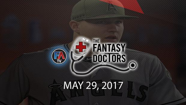 Video: Fantasy Doctor: Mike Trout Cover Image
