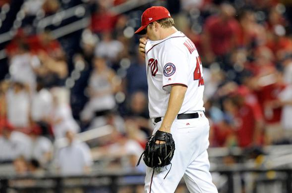 2017 Fantasy Baseball Bullpen Report: Nationals Disaster Cover Image