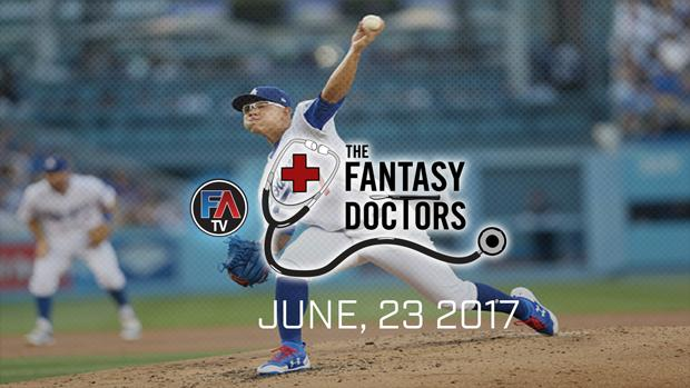 Video: The Fantasy Doctor - Julio Urias Cover Image