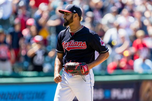 The Return of Danny Salazar? Cover Image