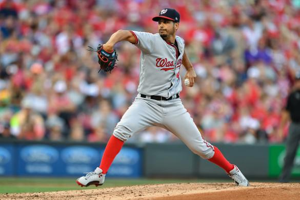 Yahoo! MLB DFS Plays: July 19 Cover Image