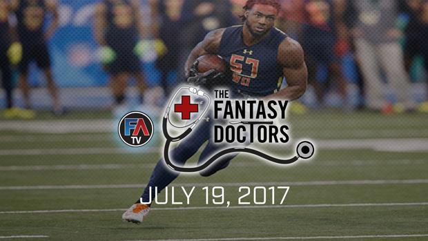 Video: The Fantasy Doctor - Mike Williams Cover Image