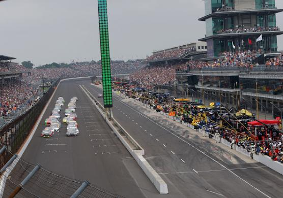 DFS NASCAR: Brickyard 400 Track Breakdown Cover Image