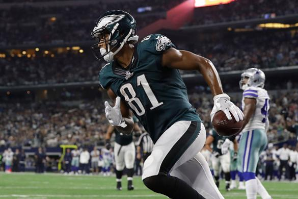 2017 Fantasy Football Wide Receivers: Will the Eagles Soar? Cover Image