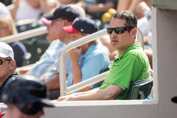 Fantasy Baseball Blues: Indecisive General Managers Cover Image