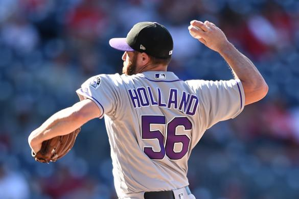 2017 Fantasy Baseball Bullpen Report: Roughed Up Rockie Cover Image