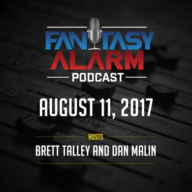 Fantasy Alarm Podcast: Positional Battles Cover Image
