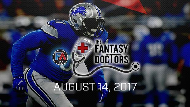 Video: The Fantasy Doctor - Kerry Hyder Jr. Cover Image