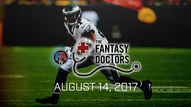 Video: The Fantasy Doctor - Jordan Matthews Cover Image