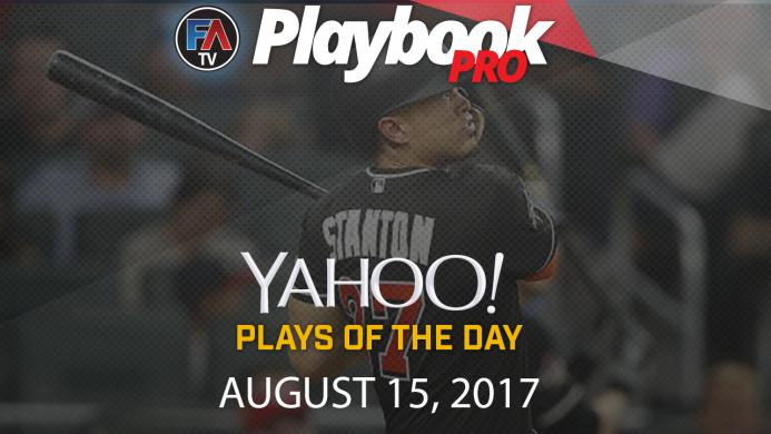 Video: DFS Hitting Plays of the Day: August 15 Cover Image