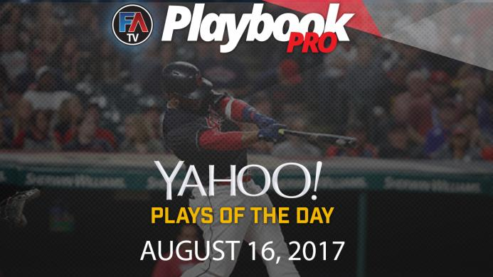 Video: DFS Hitting Plays of the Day: August 16 Cover Image