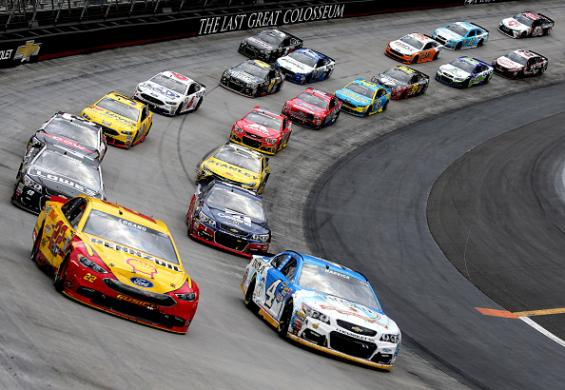 DFS NASCAR: Bass Pro Shops NRA Night Race Track Breakdown Cover Image