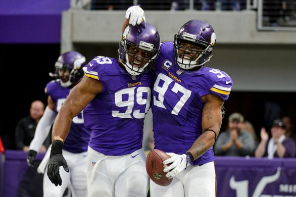 2017 Fantasy Football IDP and Team Defense: Minnesota Vikings Cover Image