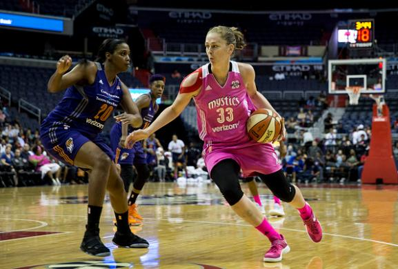DFS WNBA Playbook & Optimal Lineups: August 20 Cover Image