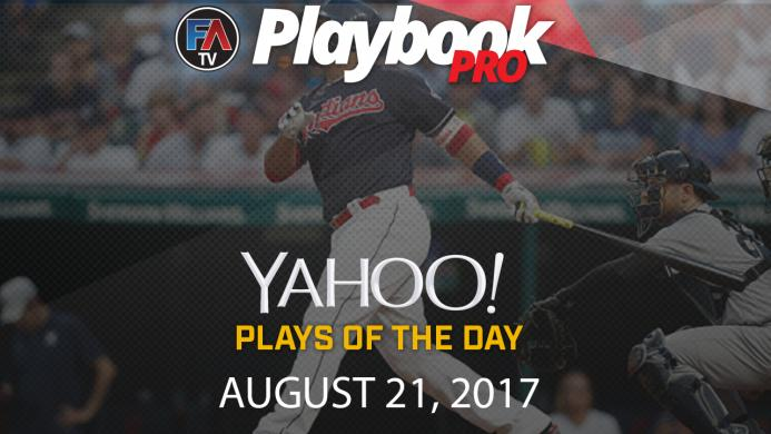 Video: DFS Hitting Plays of the Day: August 21 Cover Image