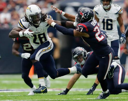 2017 Fantasy Football Running Backs: Melvin Gordon Cover Image