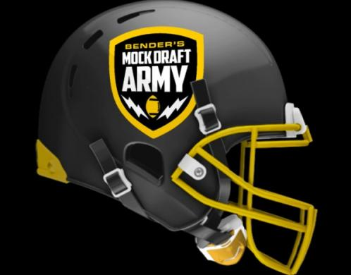 Fantasy Football Mock Draft Army ADP Trend Report Cover Image
