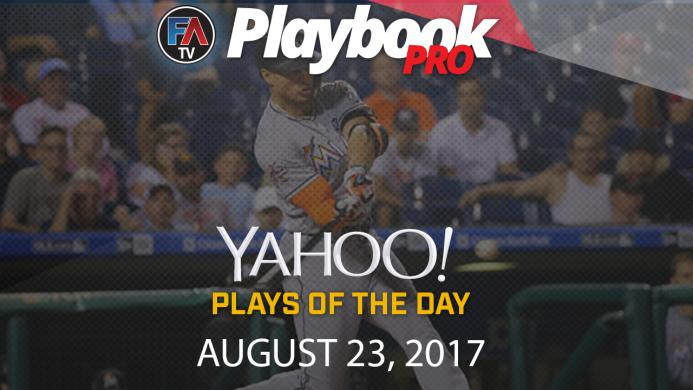 Video: DFS Hitting Plays of the Day: August 23 Cover Image