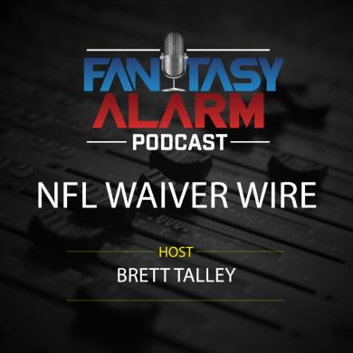 2017 NFL Waiver Wire: Week 3 Cover Image