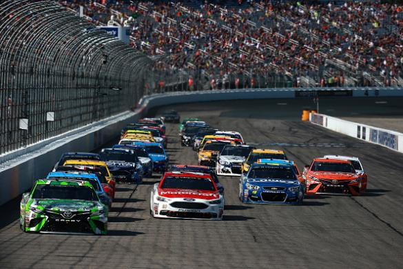 DFS NASCAR: ISM Connect 300 Playbook & Lineups Cover Image