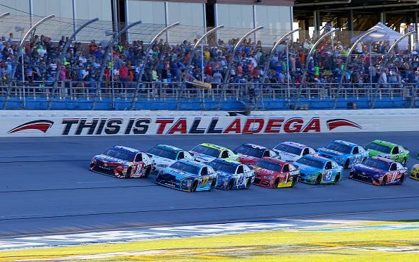 DFS NASCAR: Alabama 500 Playbook & Lineups Cover Image