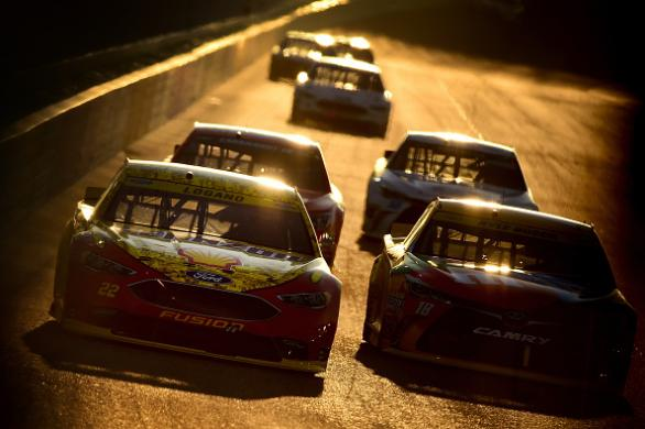 DFS NASCAR: Ford EcoBoost 400 Playbook and Lineups Cover Image